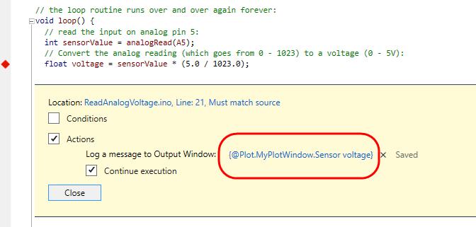 Simple @Plot command