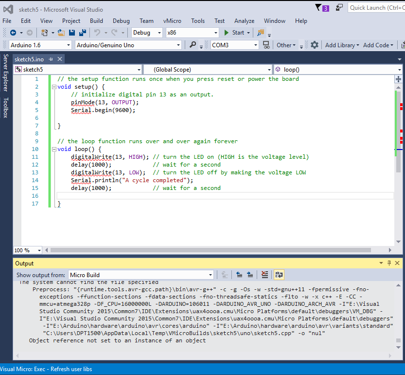 Debugger for Arduino - CodeProject